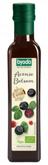 Bio Aronia Balsam, 5% Säure, 250 ml