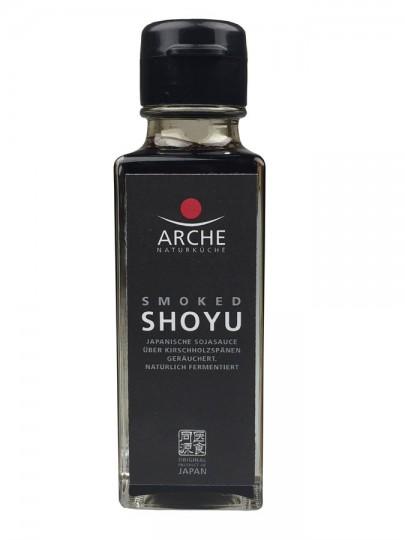 Bio Smoked Shoyu, 100 ml