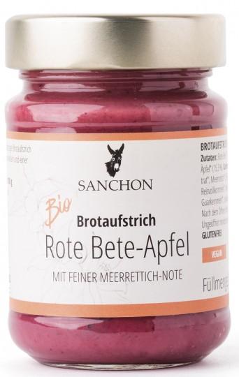 Bio Brotaufstrich Rote Bete-Apfel, 190 g