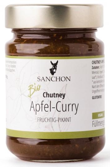 Bio Chutney Apfel-Curry, 200 g