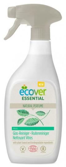 Essential Glas-Reiniger Minze, Sprühflasche, 500 ml