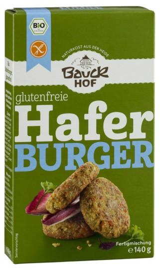 Bio Haferburger-Mischung, glutenfrei, 140 g