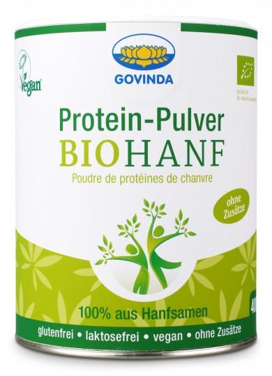 Bio Hanfproteinpulver, 400 g
