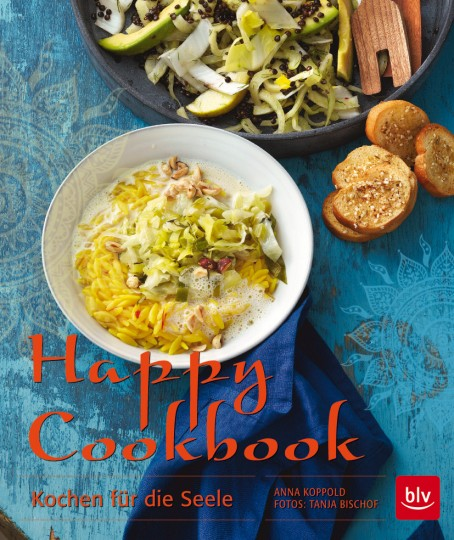 Happy Cookbook von A. Koppold, T. Bischof