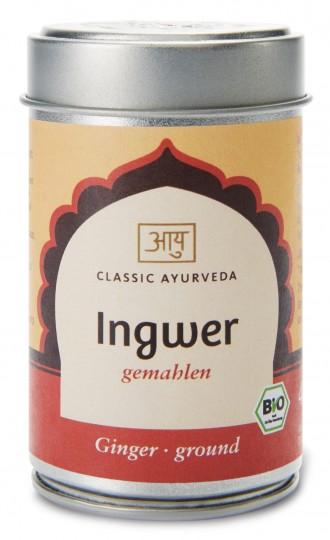 Bio Ingwer, gemahlen, 40 g