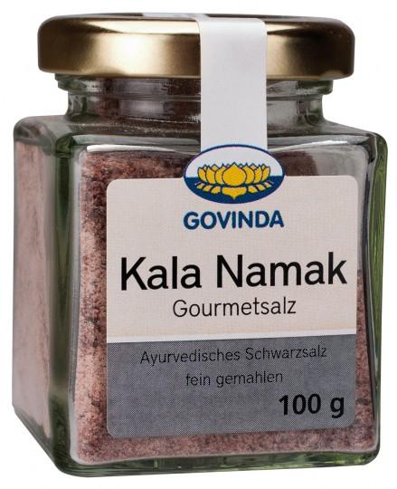 Kala Namak Gourmetsalz (konv. Anbau), 100 g