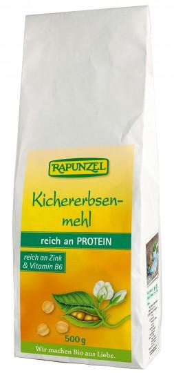 Bio Kichererbsenmehl geröstet, 500 g