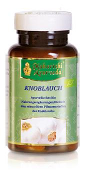 Bio Knoblauch (60 Kapseln), 42 g
