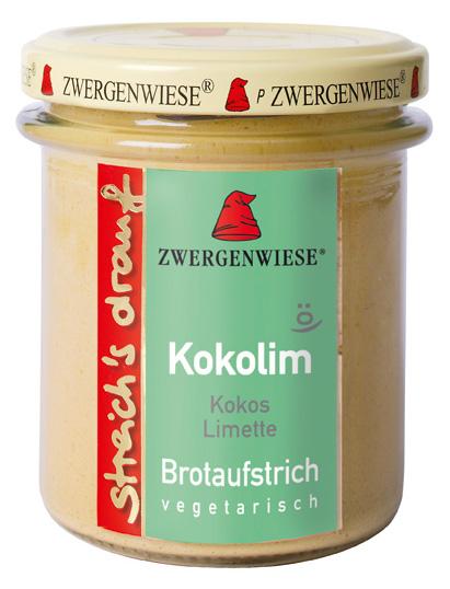 Bio Kokolim (Kokos Limette), 160 g