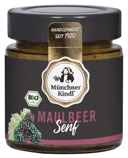 Bio Maulbeer Senf, 125 ml