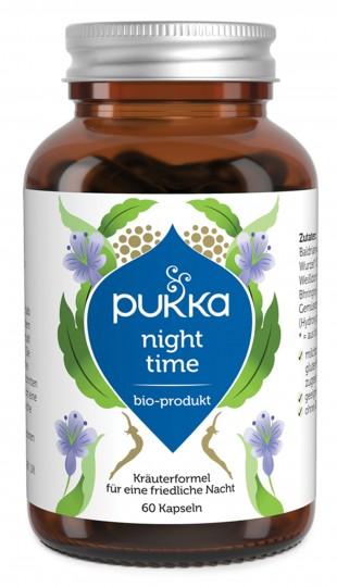 Bio Night Time (60 Kapseln), 34,2 g