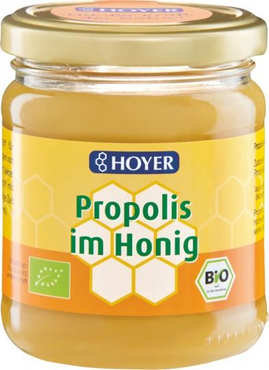 Bio Propolis im Honig, 250 g