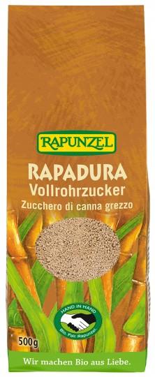 Bio Rapadura Vollrohrzucker, 500 g