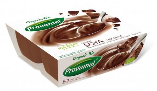 Bio Sojadessert Schokolade, 4 x 125 g