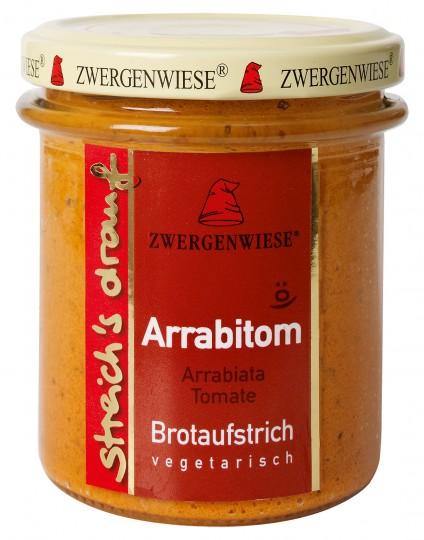 Bio Arrabitom streich's drauf, 160 g