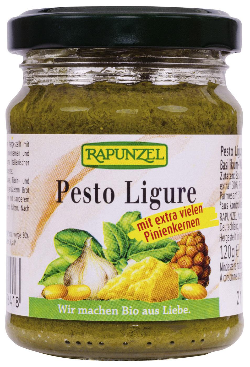 Bio Pesto Ligure, 120 g