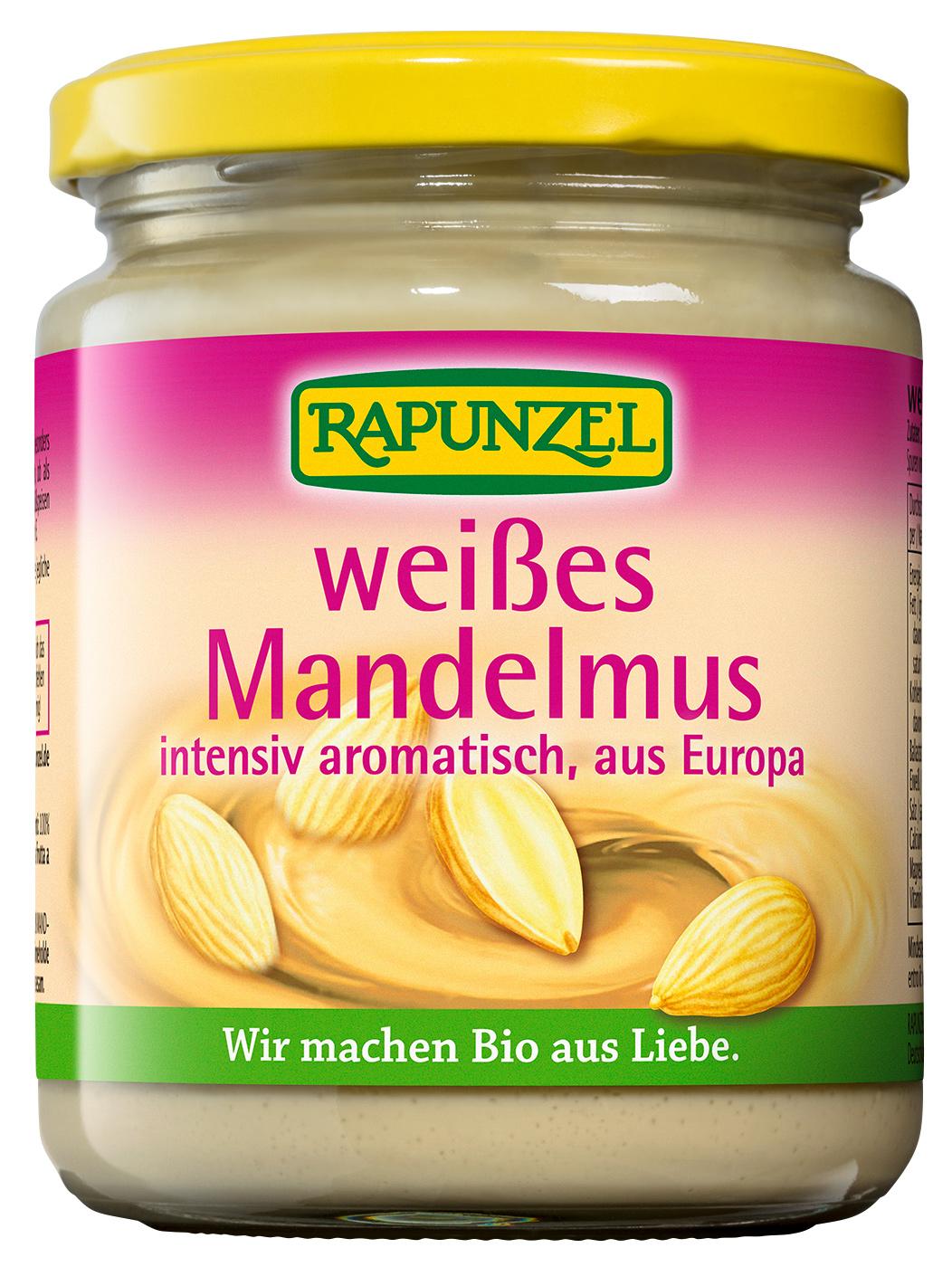 Bio Mandelmus weiß, 250 g