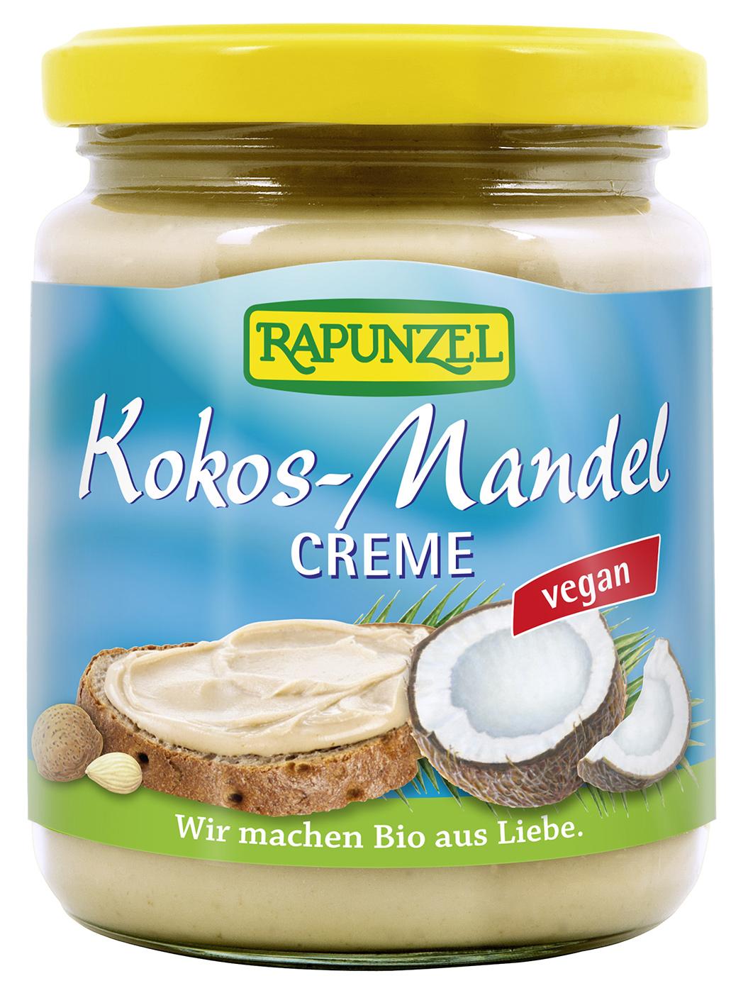 Bio Kokos-Mandel Creme, 250 g