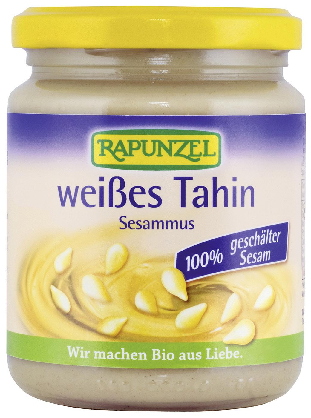 Bio Tahin weiß (Sesammus), 250 g