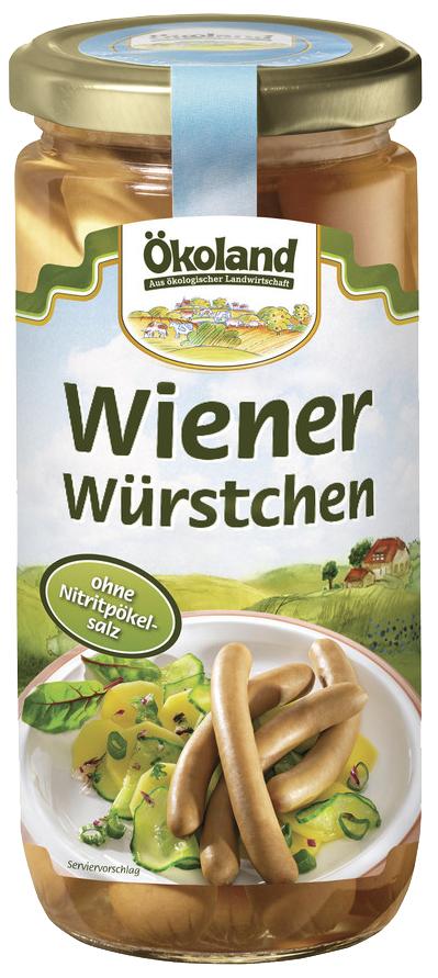 3472207ba41648 Bio Wiener Würstchen