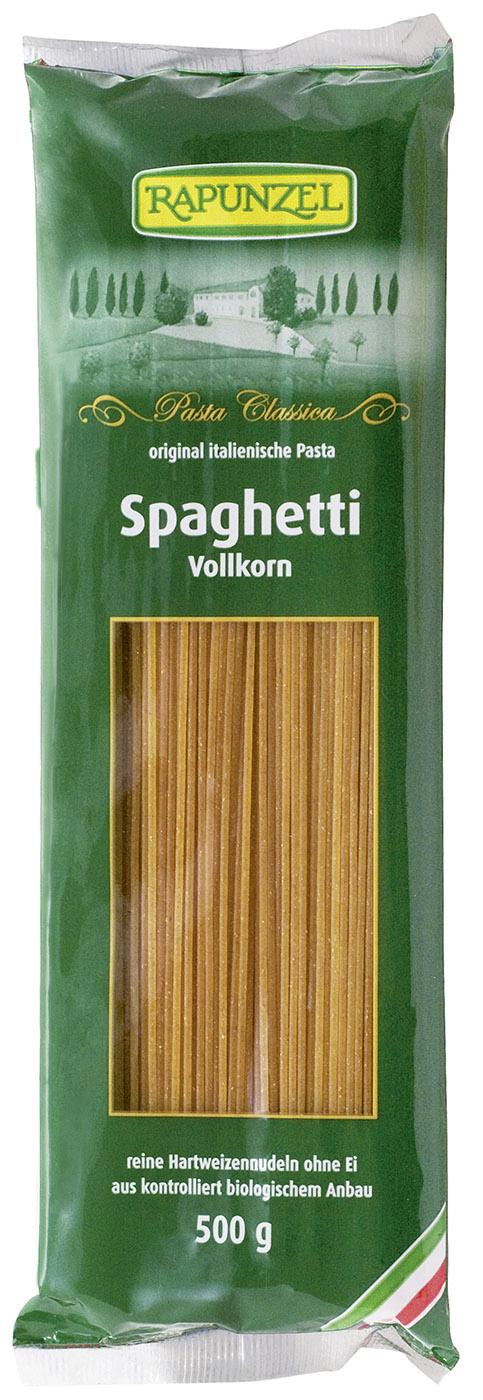 Bio Spaghetti Vollkorn, 500 g