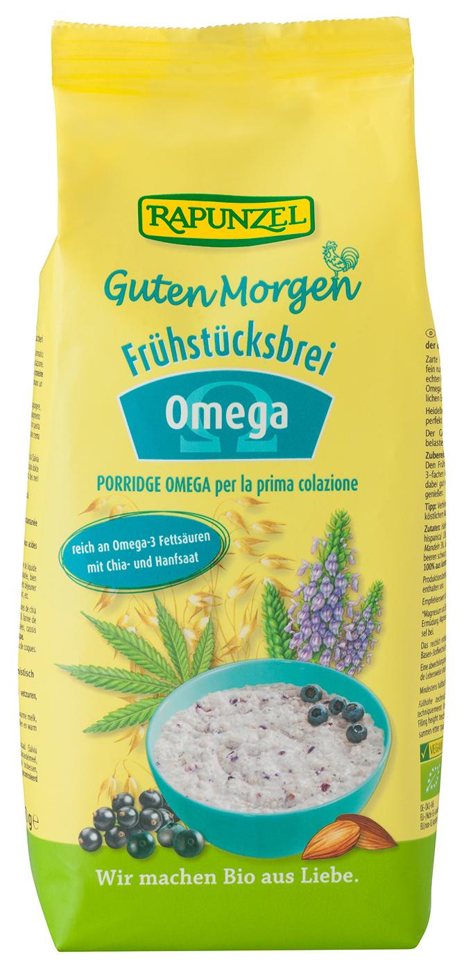 Bio Frühstücksbrei Omega, 500 g