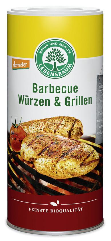 Bio Barbecue Würzen & Grillen, 125 g