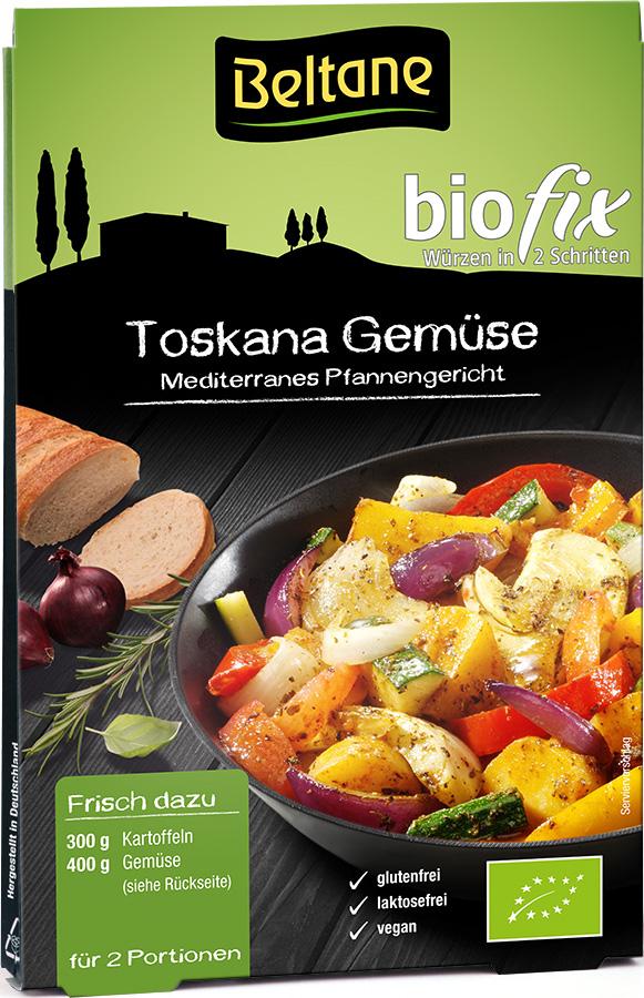 Bio Würzmischung Toskana Gemüse, 19,37 g