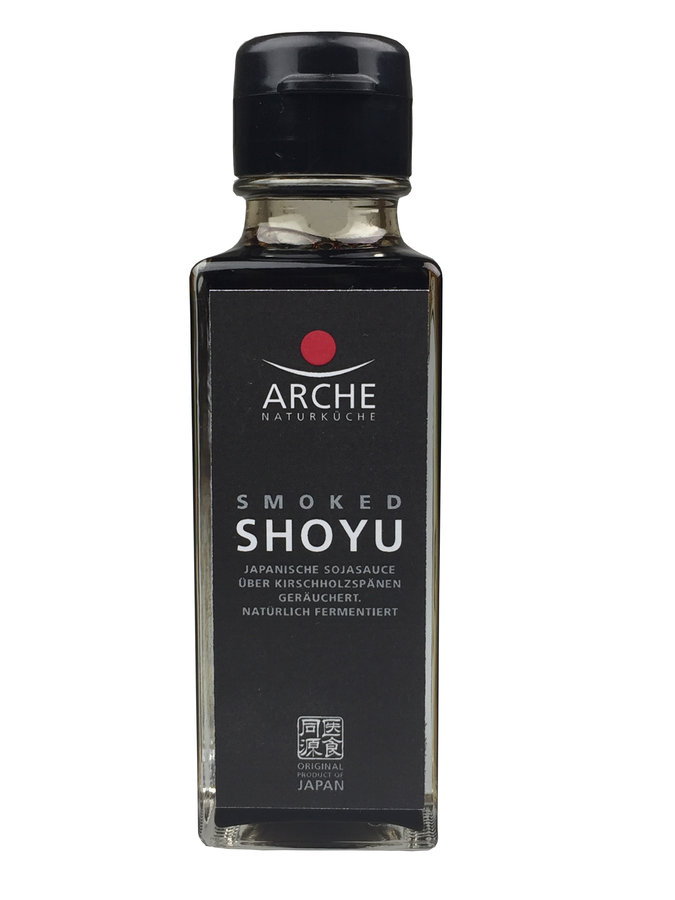 Bio Smoked Shoyu, 100 ml