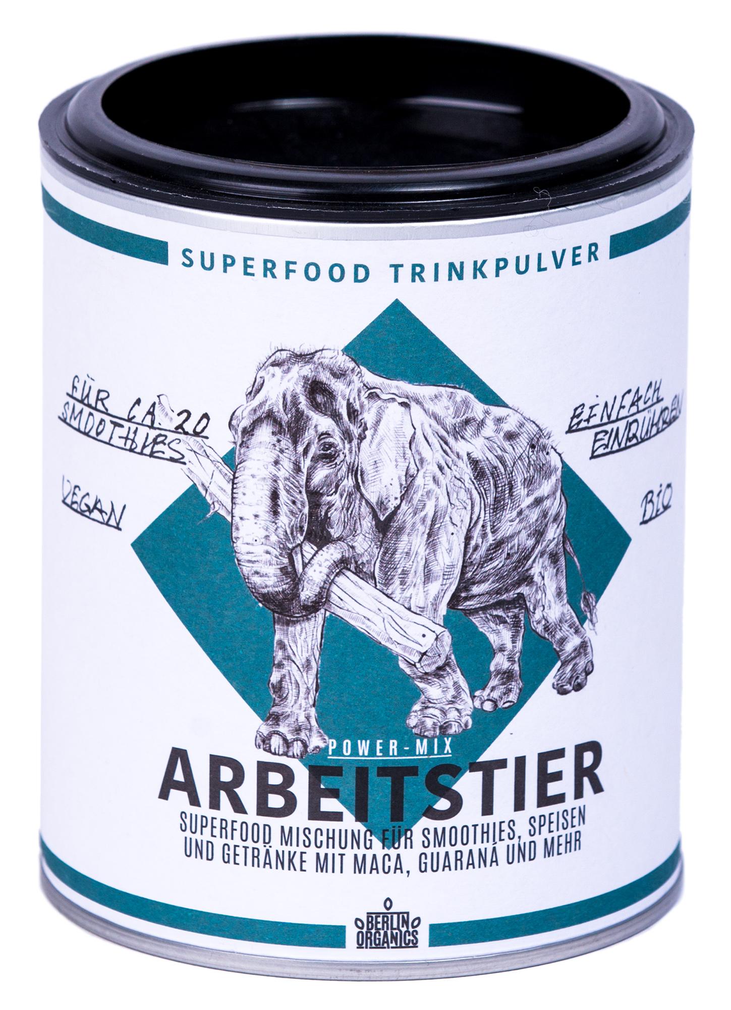 """Bio Superfood Mischung """"ARBEITSTIER"""", 100 g"""