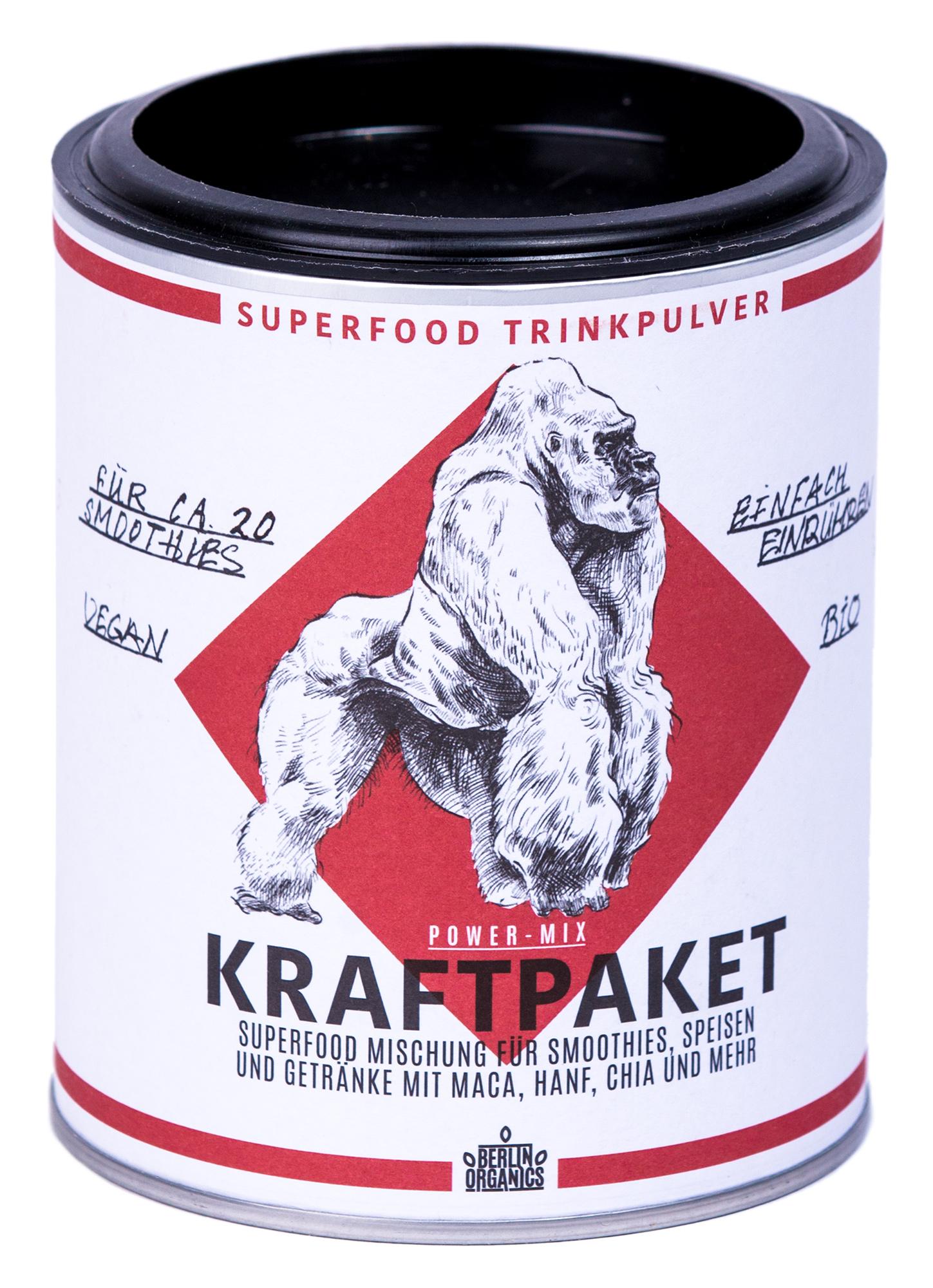 """Bio Superfood Mischung """"KRAFTPAKET"""", 100 g"""