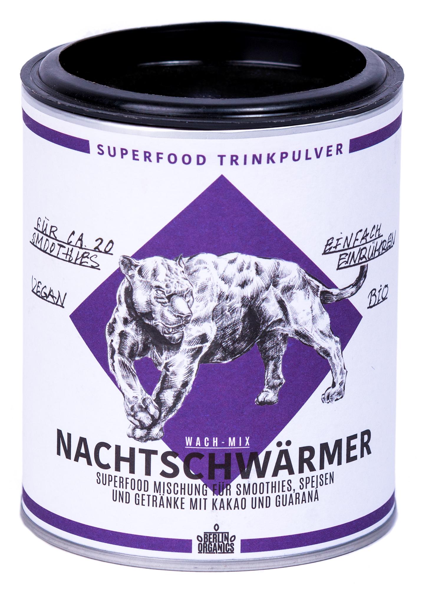"""Bio Superfood Mischung """"NACHTSCHWÄRMER"""", 100 g"""