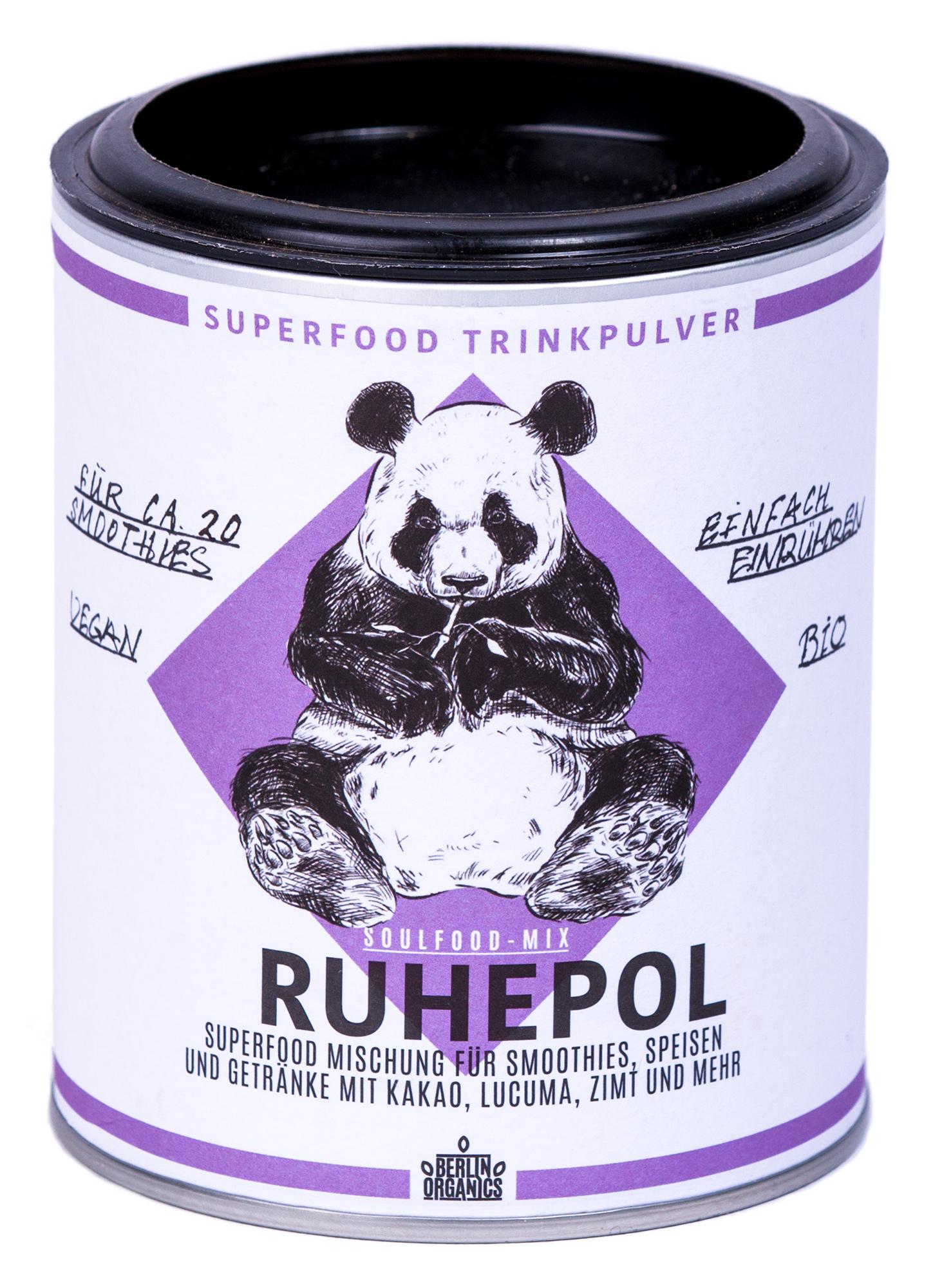 """Bio Superfood Mischung """"RUHEPOL"""", 100 g"""