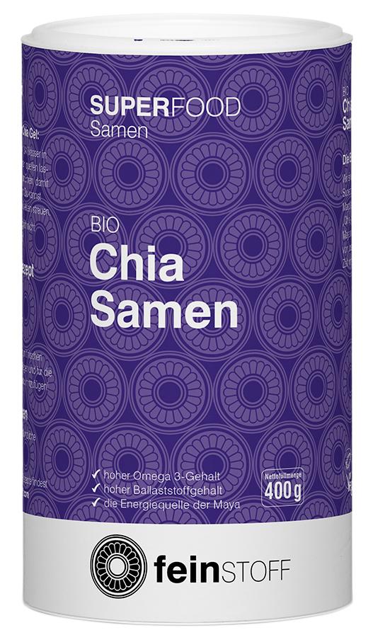 Bio Chia Samen, 400 g