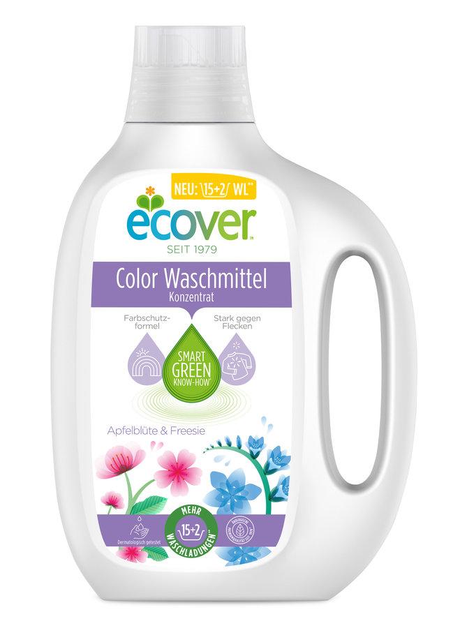 Color Waschmittelkonzentrat Apfelblüte & Freesie, 850 ml