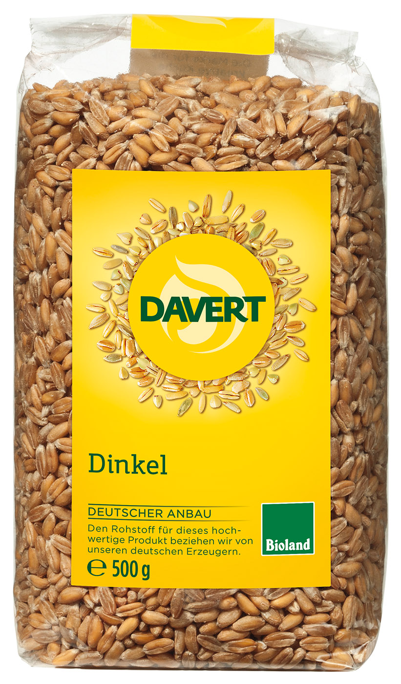 Bio Dinkel, 500 g