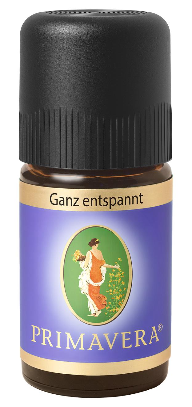 Duftmischung Ganz entspannt (konventionell), 5 ml