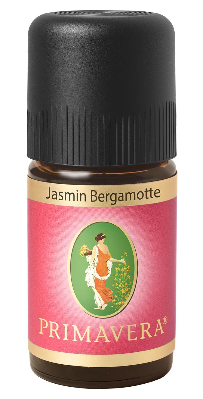 Duftmischung Jasmin Bergamotte, 5 ml (konventionell)