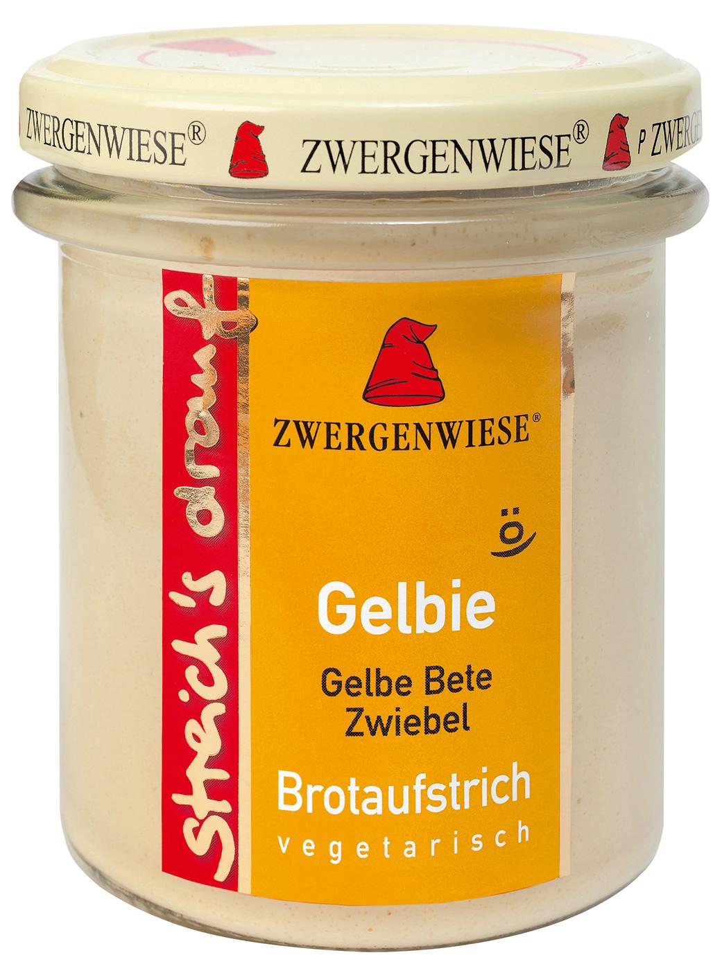 Bio Gelbie streich's drauf, 160 g