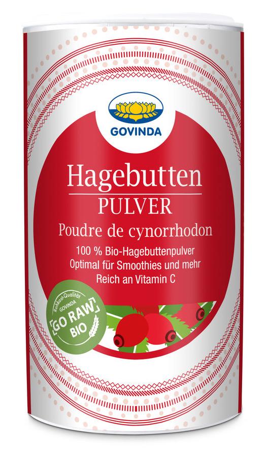 Bio Hagebuttenpulver, 220 g
