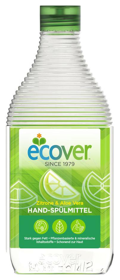 Hand-Spülmittel Zitrone & Aloe Vera, 450 ml