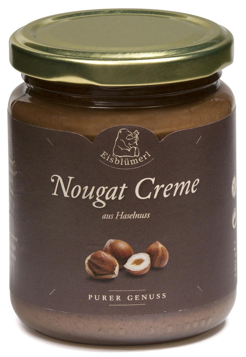 Bio Nougat Creme, 250 g