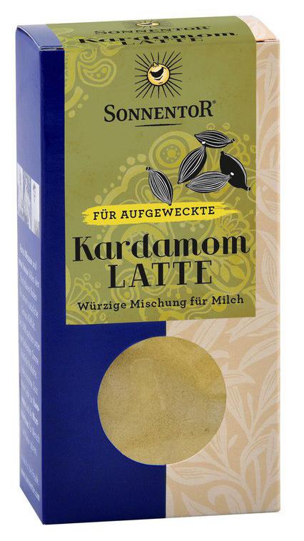 Bio Kardamom Latte, 45 g