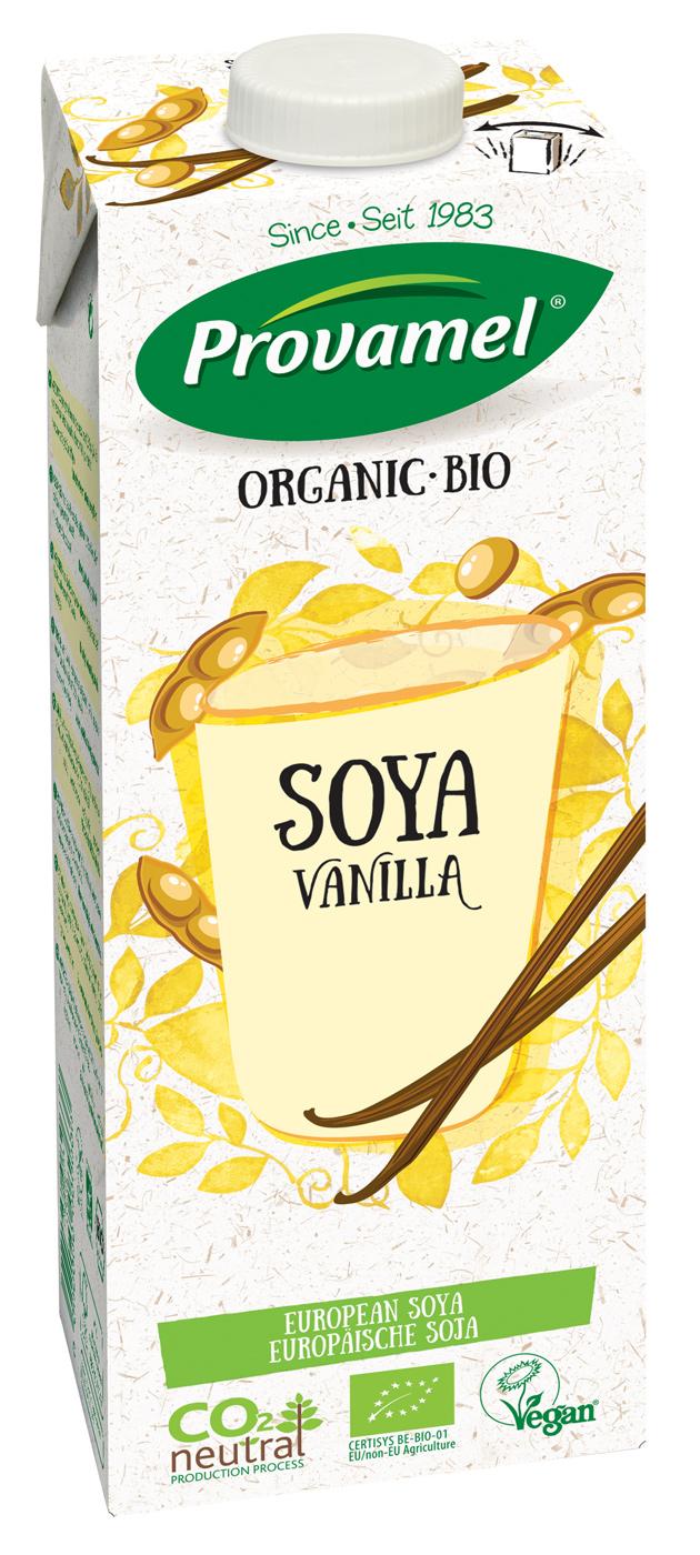 Bio Sojadrink Vanille, 1 l