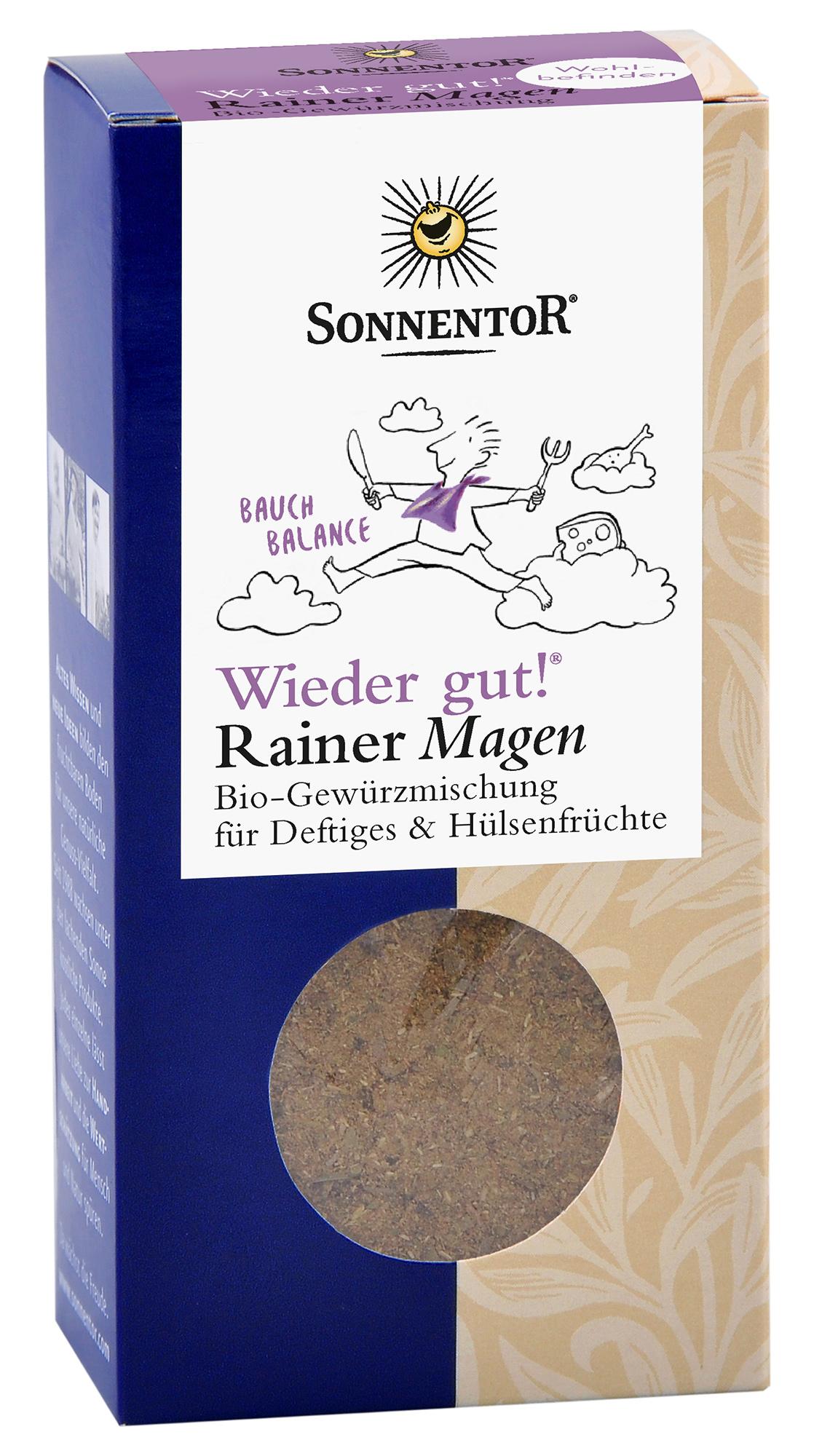 Bio Wieder gut - Rainer Magen Gewürzmischung, 50 g