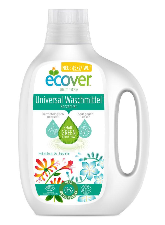 Universal Waschmittelkonzentrat Hibiskus & Jasmin, 850 ml