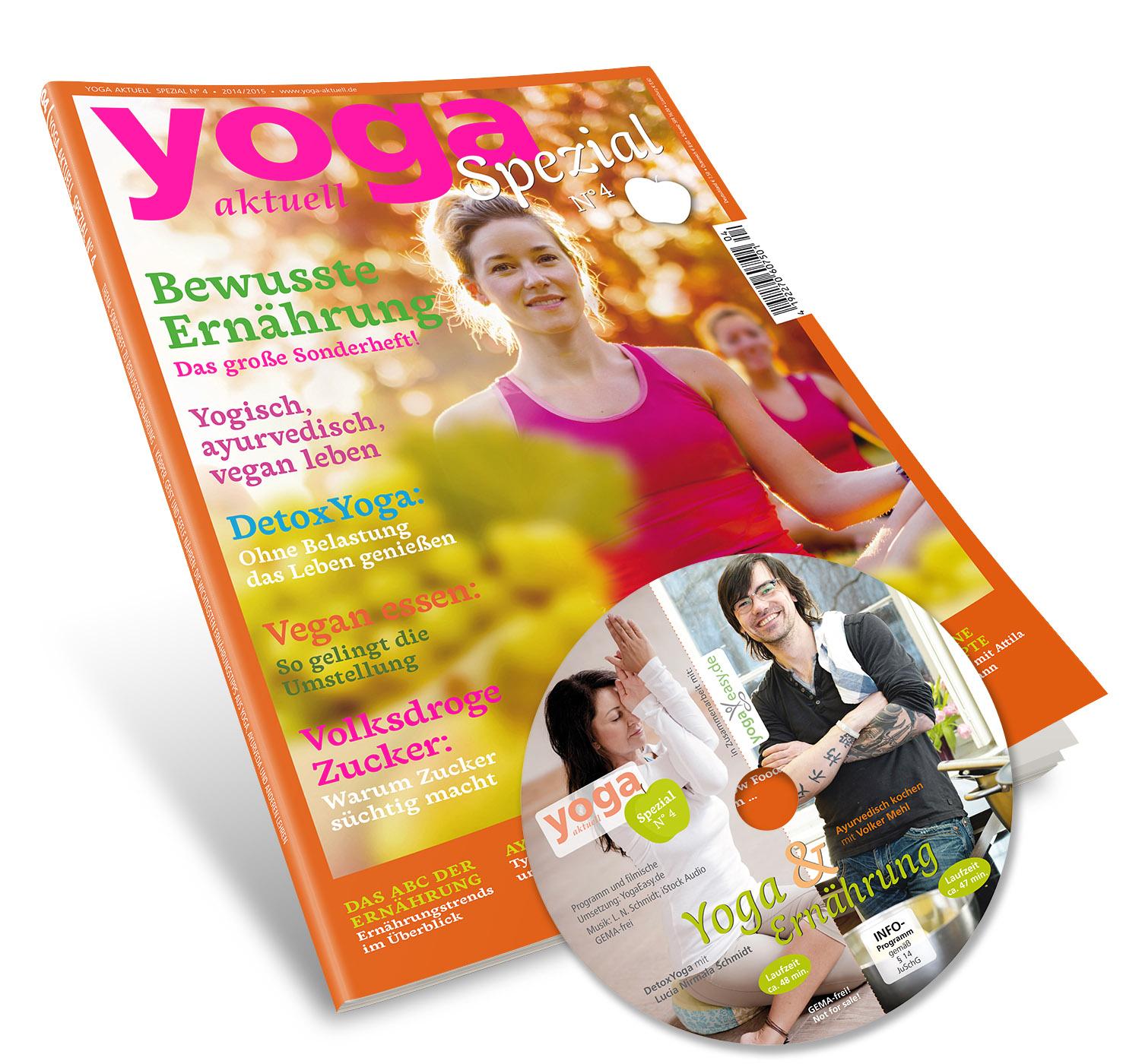 Yoga Aktuell Spezial Nr. 4 - Bewusste Ernährung