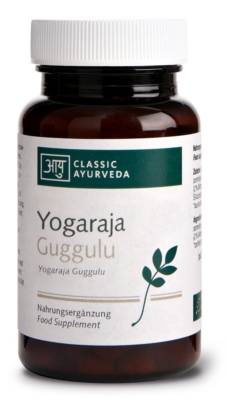 Yogaraja Guggulu (konv.), 45 g (ca. 90 Kapseln)