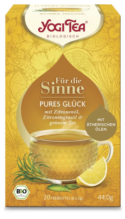 Bio Für die Sinne - Pures Glück Teemischung, 44 g