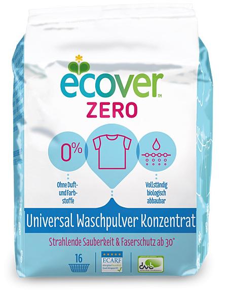 Zero Sensitive Waschpulver Universal, 1,2 kg